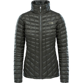 The North Face W's ThermoBall Zip In Full Zip Jacket Grape Leaf